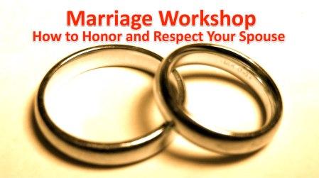 Marriage Workshop-2